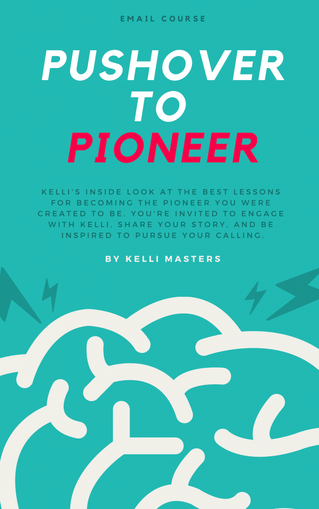 Pushover to Pioneer
